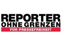 Logo-Reporter ohne Grenzen